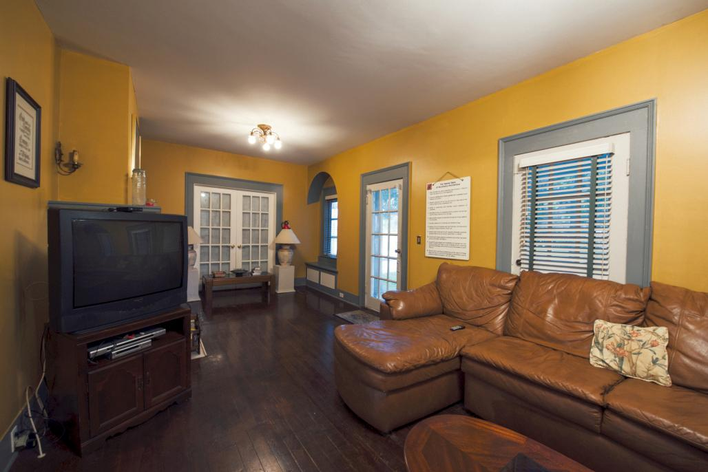 Peabody House Living Room 1